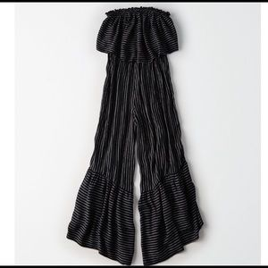 NWT Gap strapless jumpsuit